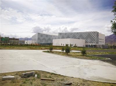 西藏自然科学博物馆快完工预计5月底试运行